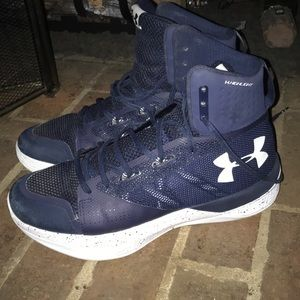 Armor Volleyball Shoes Navy Blue